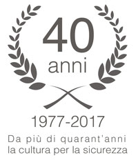 40 anni di esperienza
